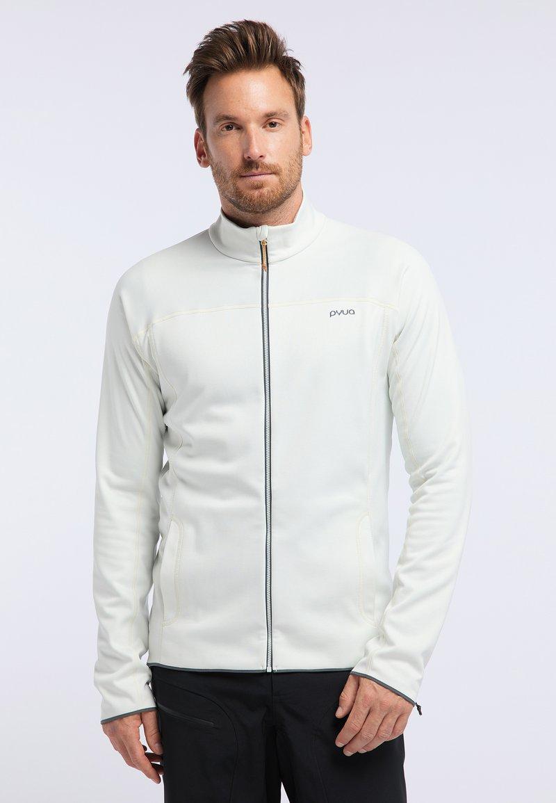 PYUA - PRIDE - Training jacket - foggy white
