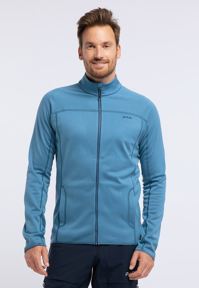 PRIDE - Training jacket - stellar blue