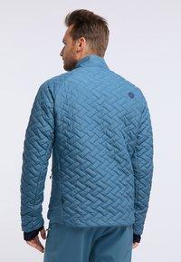 PYUA - RAY - Snowboard jacket - stellar blue - 2
