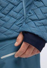 PYUA - RAY - Snowboard jacket - stellar blue - 3