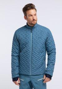 PYUA - RAY - Snowboard jacket - stellar blue - 0