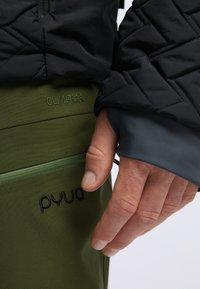 PYUA - RAY - Snowboard jacket - black - 4