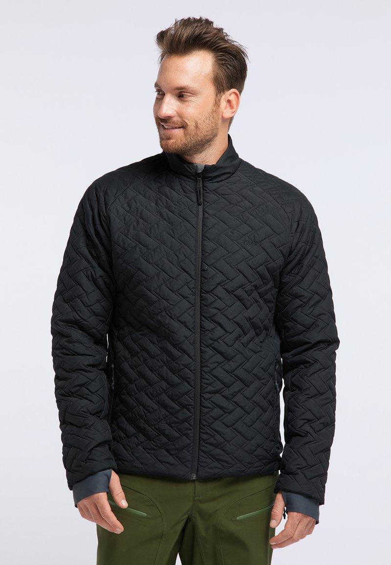 PYUA - RAY - Snowboard jacket - black