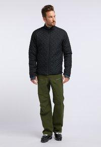 PYUA - RAY - Snowboard jacket - black - 1