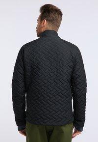 PYUA - RAY - Snowboard jacket - black - 2