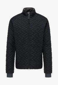 PYUA - RAY - Snowboard jacket - black - 5