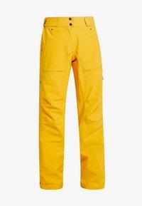 PYUA - RELEASE - Pantaloni da neve - pumpkin yellow - 5