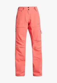 PYUA - RELEASE - Snow pants - grapefruit pink - 5