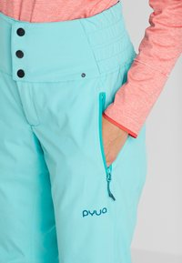 PYUA - SOOTH - Ski- & snowboardbukser - pool blue - 4