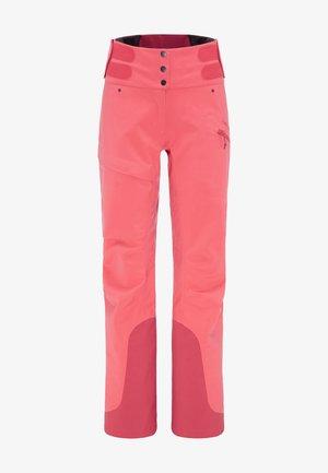 CREEK - Pantaloni da neve - grapefruit pink