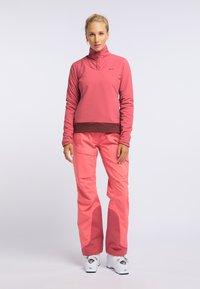 PYUA - CREEK - Skibukser - grapefruit pink - 1