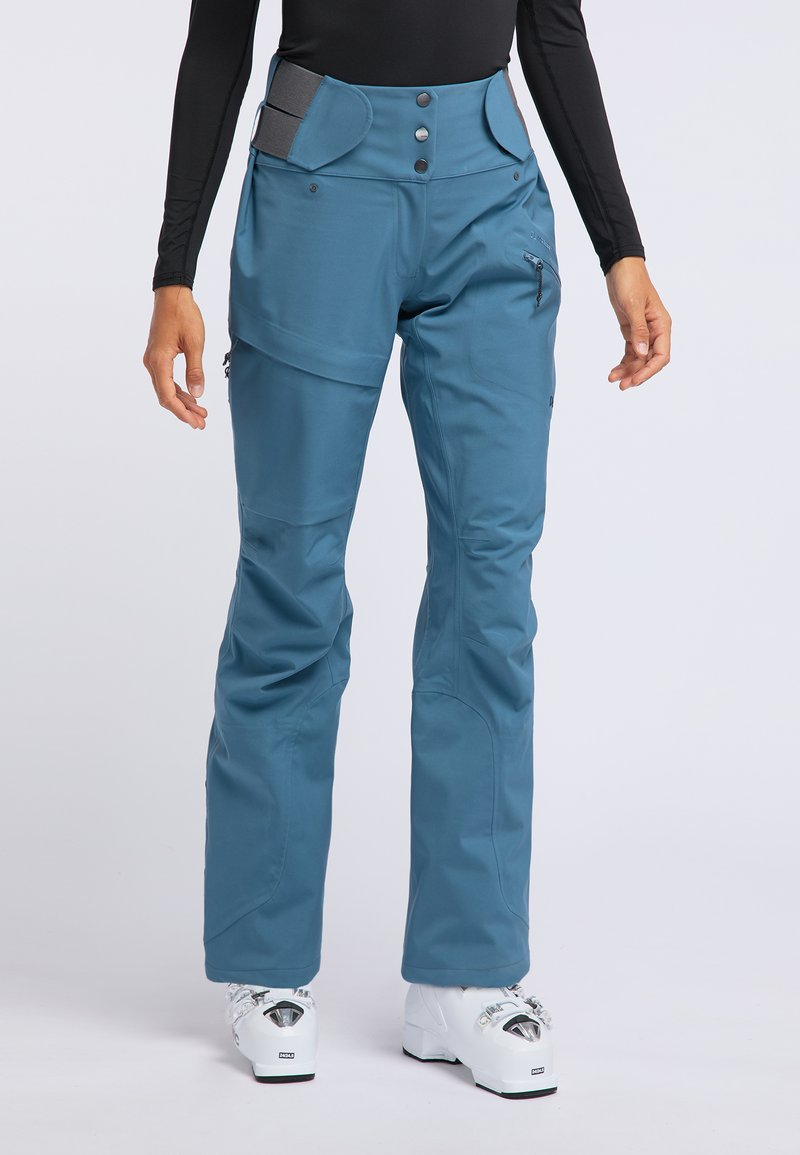 PYUA - CREEK - Snow pants - blue