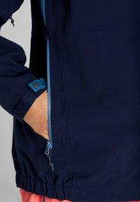 PYUA - GORGE - Veste de ski - navy blue - 6