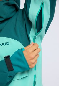 PYUA - GORGE - Ski jacket - light blue - 3