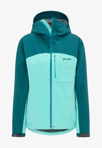 PYUA - GORGE - Ski jacket - light blue - 5
