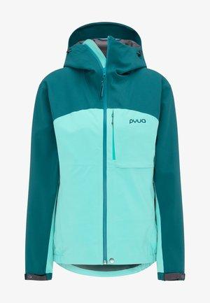 GORGE - Ski jas - light blue