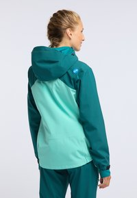 PYUA - GORGE - Ski jacket - light blue - 2