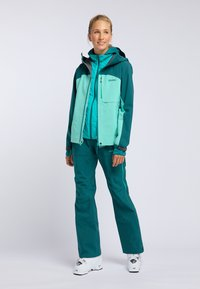 PYUA - GORGE - Ski jacket - light blue - 1