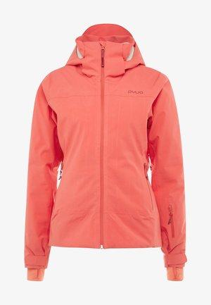 BLISTER - Snowboardjacke - grapefruit pink