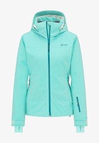 PYUA - BLISTER - Snowboard jacket - turquoise - 5