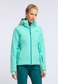 PYUA - BLISTER - Snowboard jacket - turquoise - 0