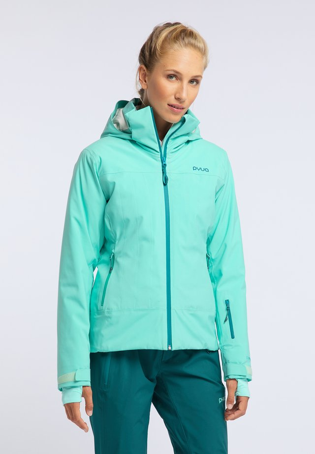 BLISTER - Snowboard jacket - turquoise