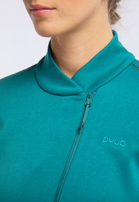 PYUA - APPEAL - Fleece jacket - petrol blue - 3