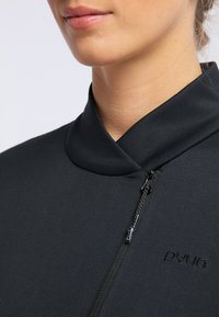 PYUA - APPEAL - Fleece jacket - black - 3