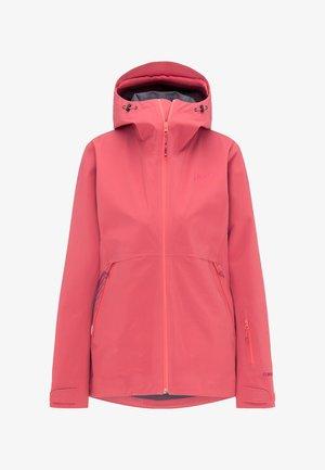HYLE - Snowboardjas - dark pink