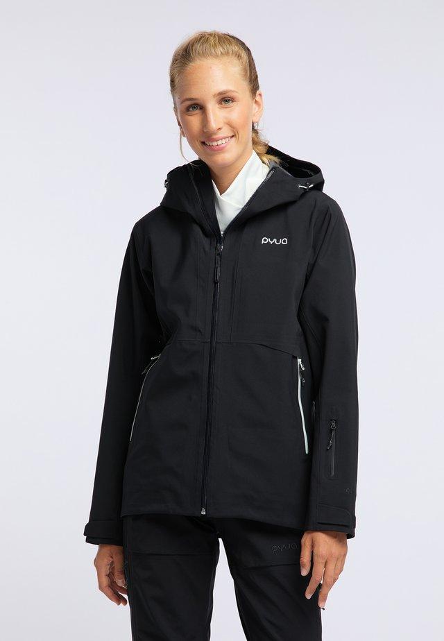 HYLE - Snowboard jacket - black