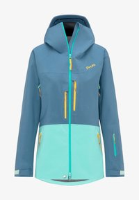 PYUA - Soft shell jacket - blue - 5