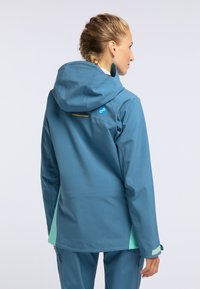 PYUA - Soft shell jacket - blue - 2