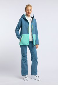PYUA - Soft shell jacket - blue - 1