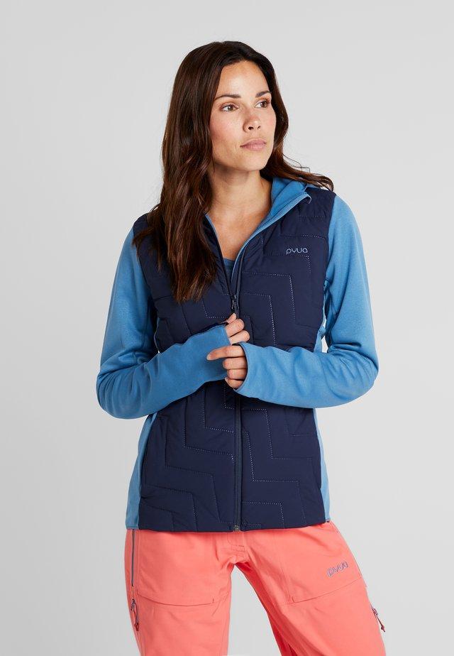 BLAZE - Ski jacket - stellar blue/navy blue