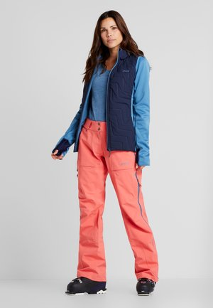 BLAZE - Veste de ski - stellar blue/navy blue