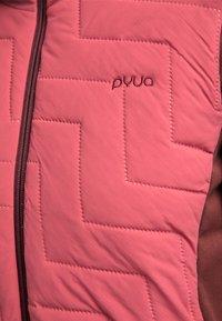 PYUA - BLAZE - Veste de ski - red - 4