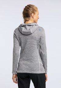 PYUA - Hoodie - light grey melange - 2