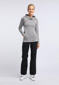 PYUA - Hoodie - light grey melange - 1