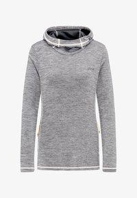 PYUA - Hoodie - light grey melange - 5