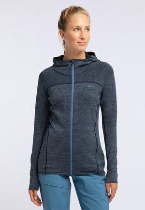 FOXY - veste en sweat zippée - navy blue