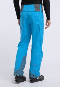 PYUA - CREEK - Snow pants - blue - 2