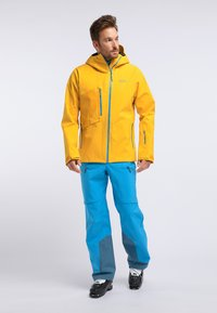 PYUA - CREEK - Snow pants - blue - 1