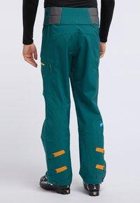 PYUA - CREEK - Snow pants - petrol blue - 2