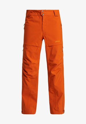 RELEASE - Snow pants - rusty orange