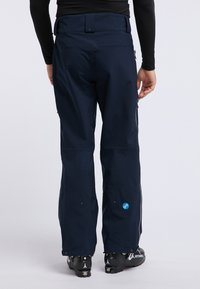 PYUA - RELEASE - Snow pants - navy blue - 2
