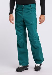 PYUA - RELEASE - Snow pants - petrol blue - 0
