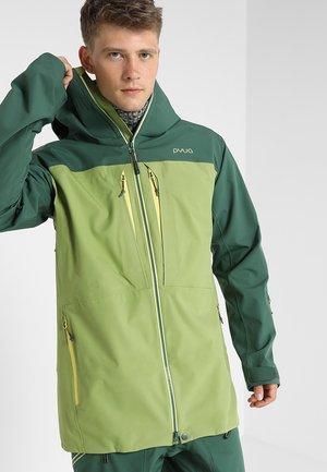 Ski jas - pine green/pistachio green