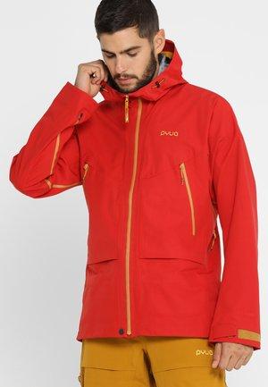 GORGE - Ski jas - warm red