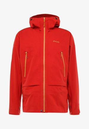 GORGE - Kurtka narciarska - warm red