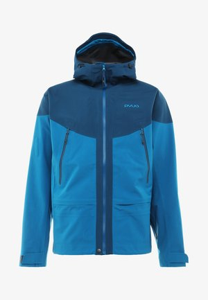 GORGE - Chaqueta de esquí - poseidon blue - greek blue